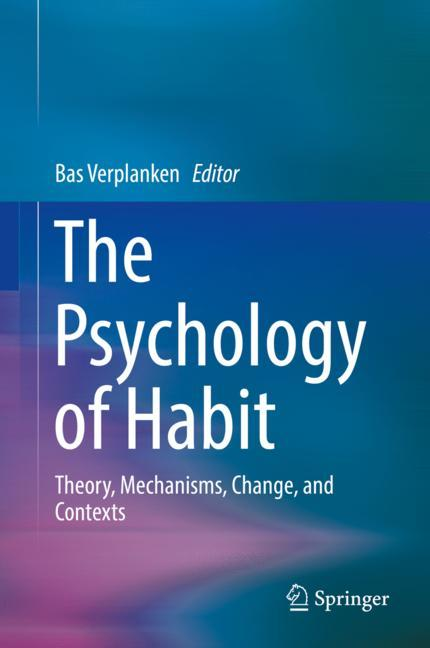 Cover of 'The Psychology of Habit'