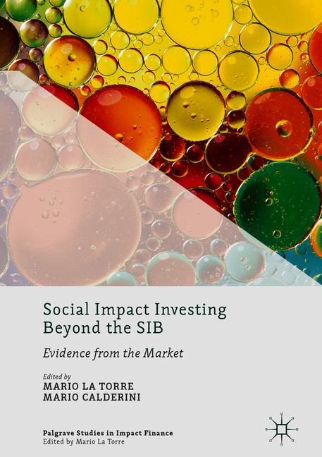 Cover of 'Social Impact Investing Beyond the SIB'