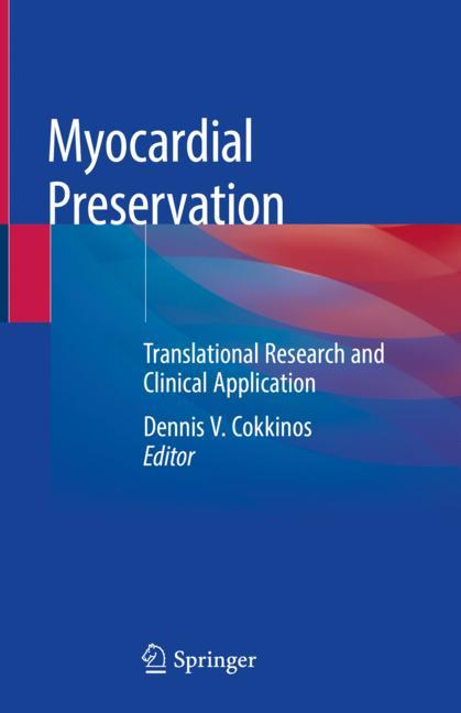 Cover of 'Myocardial Preservation'