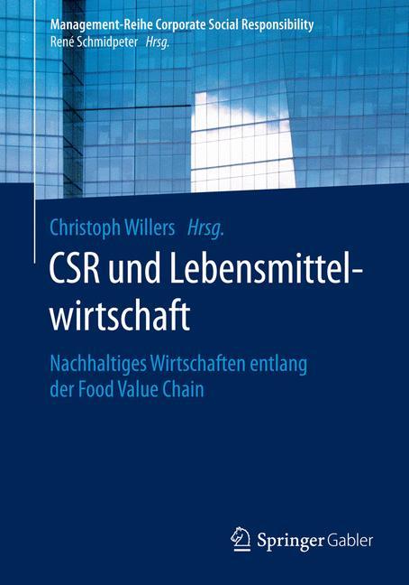 Cover of 'CSR und Lebensmittelwirtschaft'