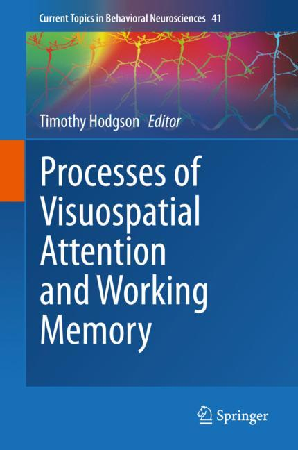 Cover of 'Processes of Visuospatial Attention and Working Memory'