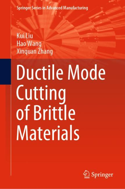 Cover of 'Ductile Mode Cutting of Brittle Materials'
