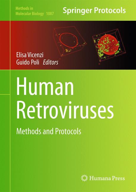 Cover of 'Human Retroviruses'