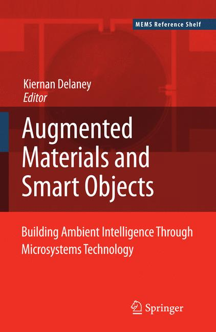 Cover of 'Ambient intelligence with microsystems'