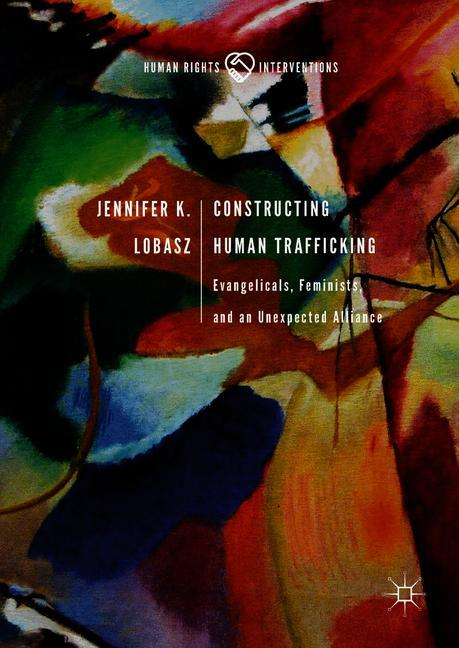Cover of 'Constructing Human Trafficking'
