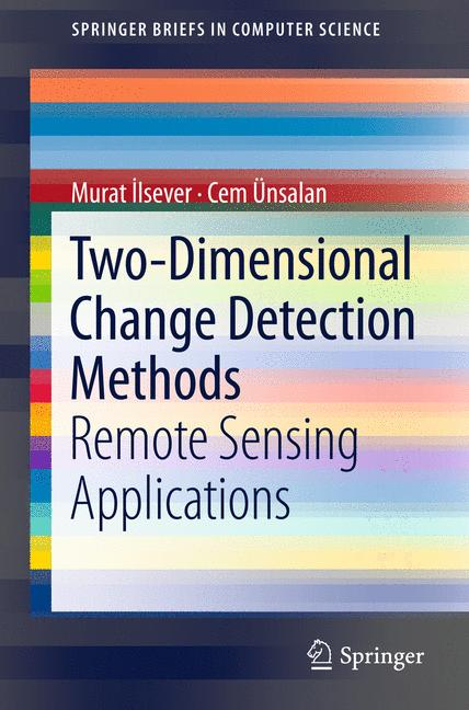 Cover of 'Two-Dimensional Change Detection Methods'