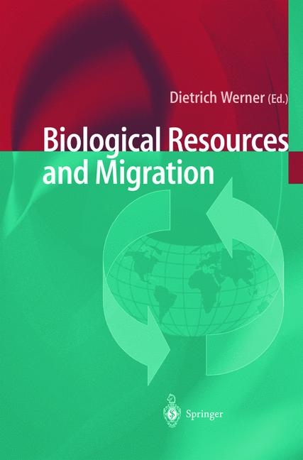 Cover of 'Biological Resources and Migration'
