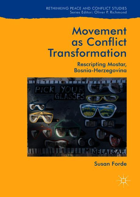 Cover of 'Movement as Conflict Transformation'
