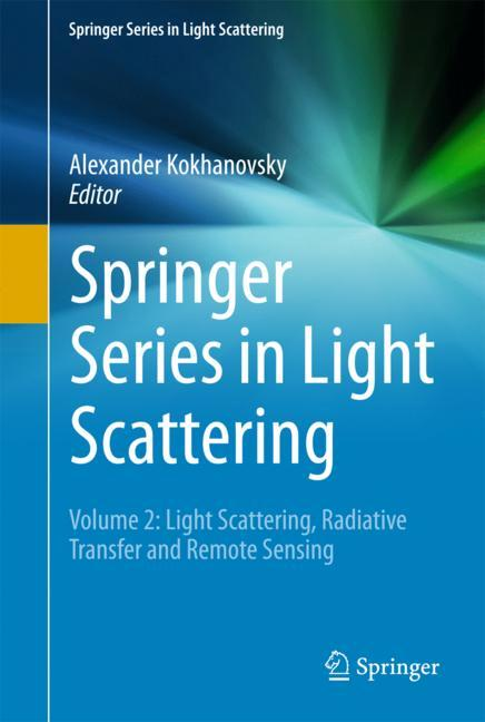Cover of 'Springer Series in Light Scattering'
