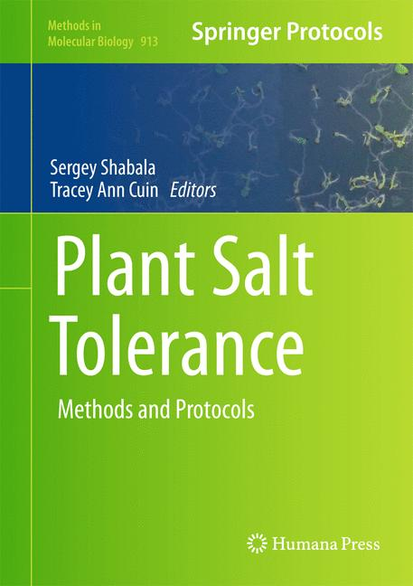 Cover of 'Plant Salt Tolerance'