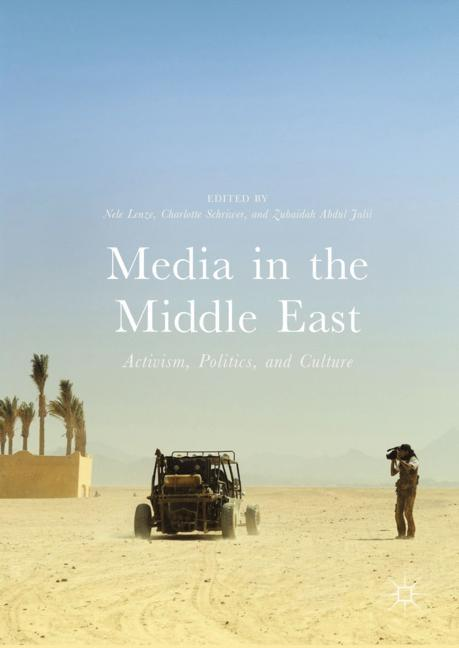 Cover of 'Media in the Middle East'