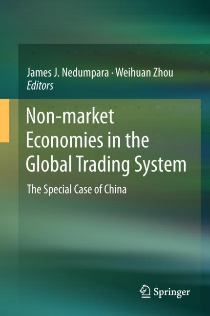 Cover of 'Non-market Economies in the Global Trading System'