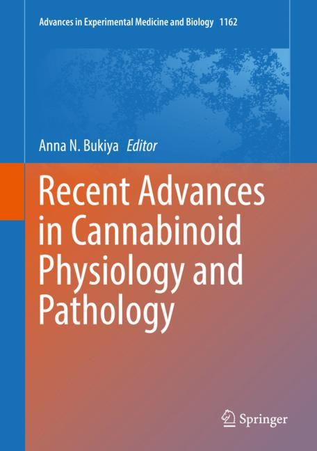 Cover of 'Recent Advances in Cannabinoid Physiology and Pathology'