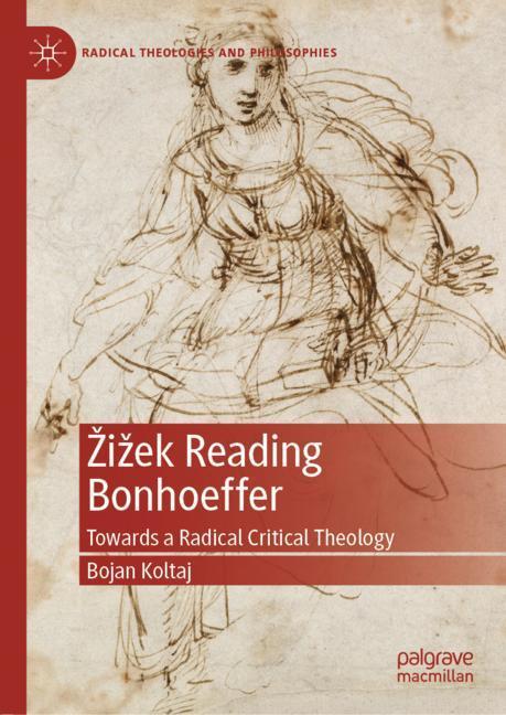 Cover of 'Žižek Reading Bonhoeffer'