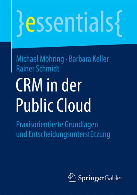 Cover of 'CRM in der Public Cloud'