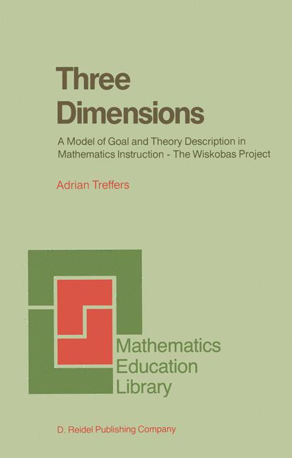 Cover of 'Three Dimensions'