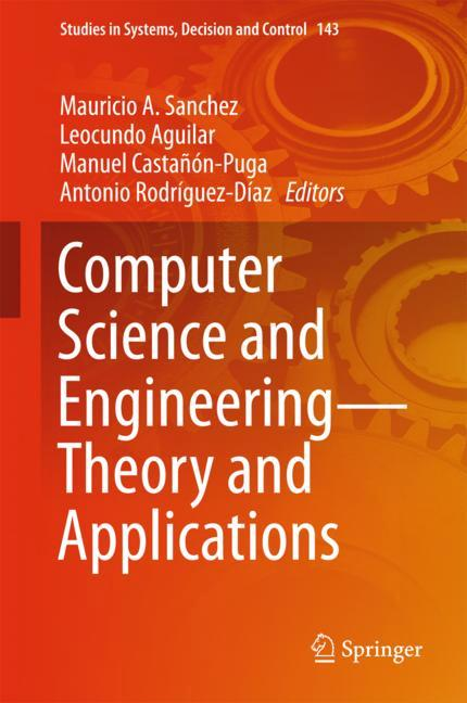 Cover of 'Computer Science and Engineering—Theory and Applications'