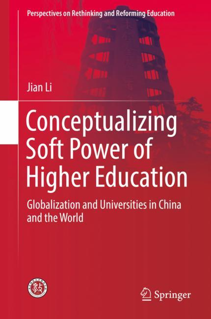 Cover of 'Conceptualizing Soft Power of Higher Education'