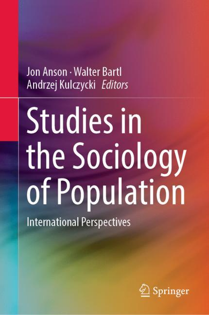 Cover of 'Studies in the Sociology of Population'