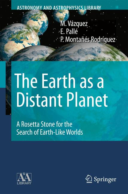 Cover of 'The Earth as a Distant Planet'