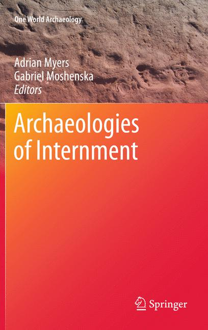 Cover of 'Archaeologies of Internment'