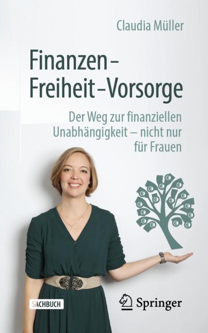 Cover of 'Finanzen – Freiheit – Vorsorge'