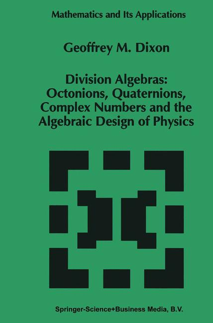 Cover of 'Division Algebras'