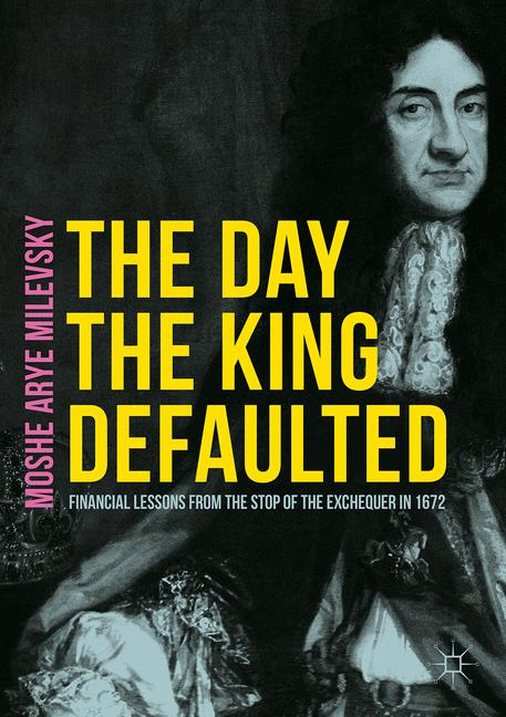 Cover of 'The Day the King Defaulted'