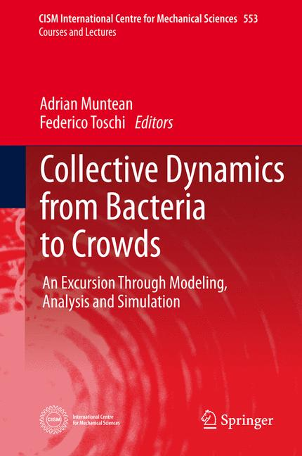 Cover of 'Collective Dynamics from Bacteria to Crowds'