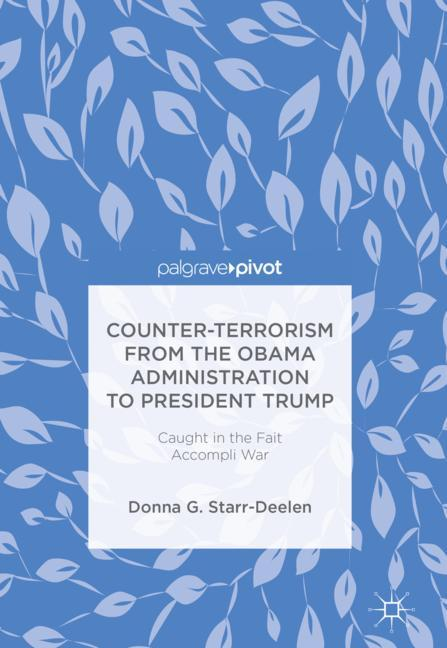 Cover of 'Counter-Terrorism from the Obama Administration to President Trump'