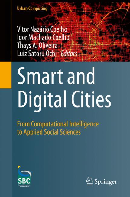 Cover of 'Smart and Digital Cities'