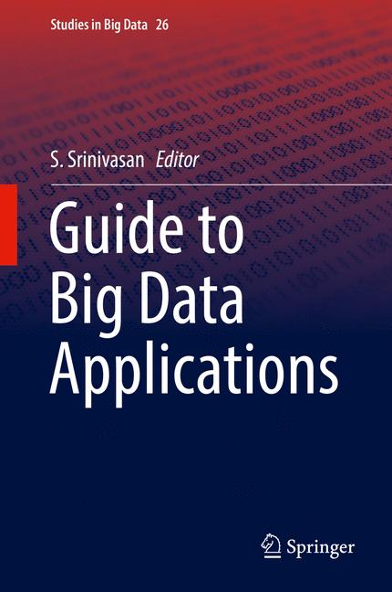 Cover of 'Guide to Big Data Applications'