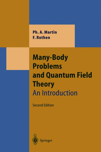 Cover of 'Many-Body Problems and Quantum Field Theory'