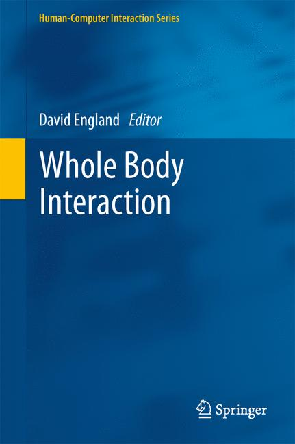 Cover of 'Whole Body Interaction'