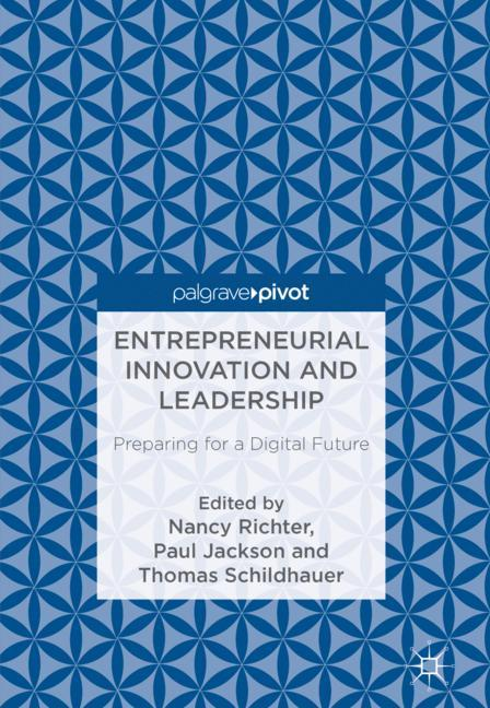 Cover of 'Entrepreneurial Innovation and Leadership'