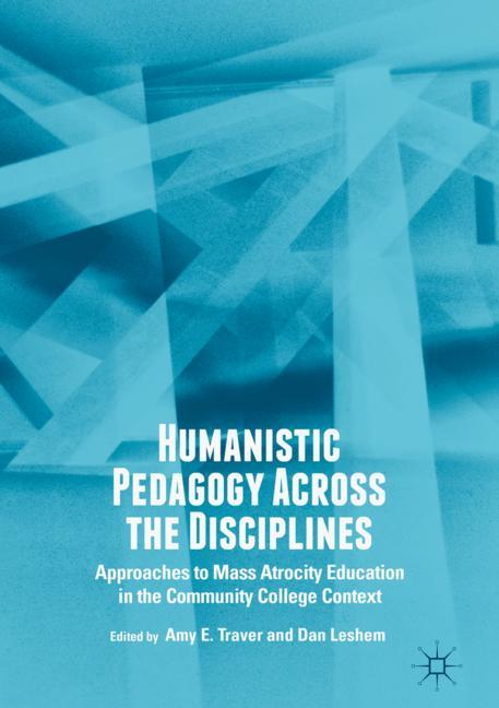 Cover of 'Humanistic Pedagogy Across the Disciplines'