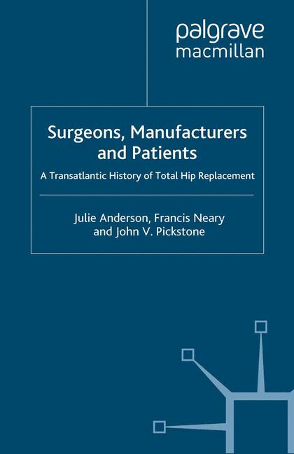 Cover of 'Surgeons, Manufacturers and Patients'