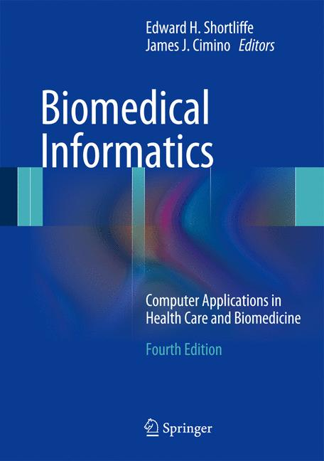 Cover of 'Biomedical Informatics'