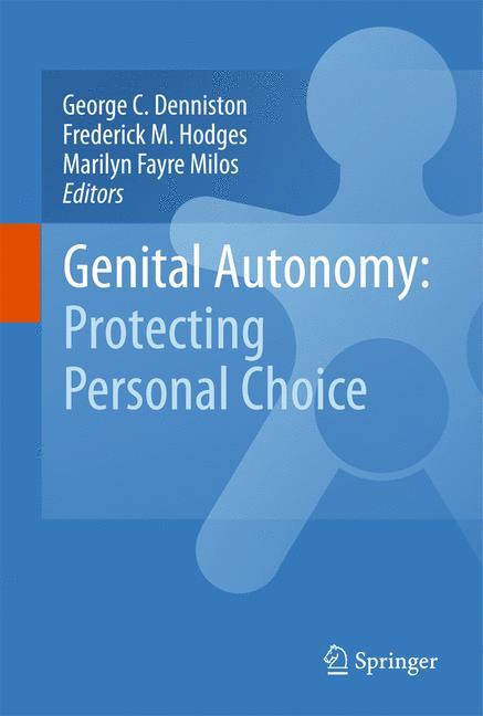 Cover of 'Genital Autonomy:'