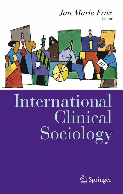 Cover of 'International Clinical Sociology'