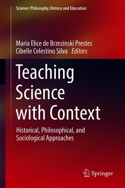 Cover of 'Teaching Science with Context'
