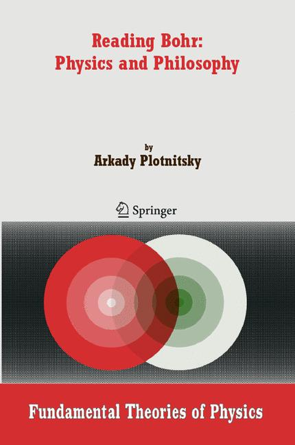 Cover of 'Reading Bohr: Physics and Philosophy'