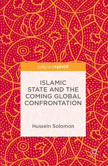 Cover of 'Islamic State and the Coming Global Confrontation'