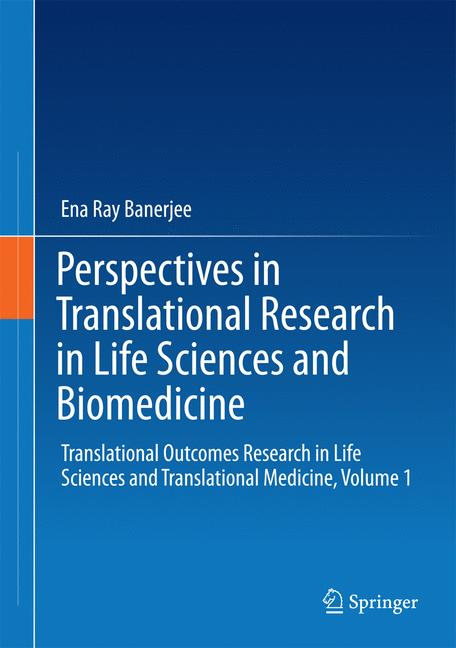 Cover of 'Perspectives in Translational Research in Life Sciences and Biomedicine'