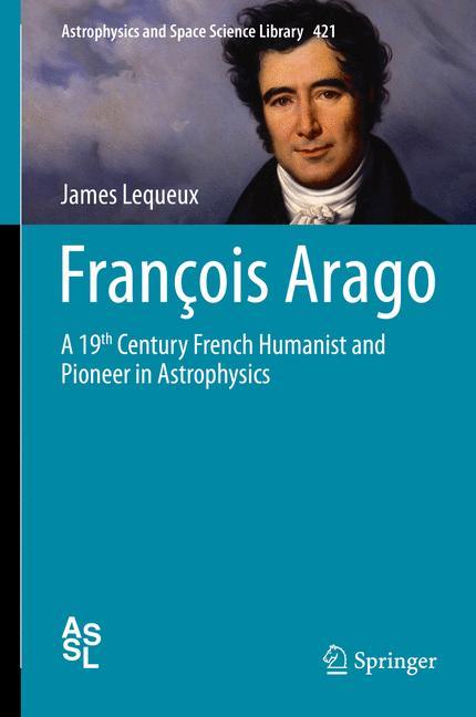 Cover of 'François Arago'