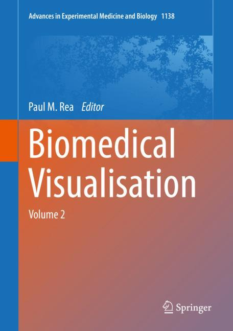 Cover of 'Biomedical Visualisation'