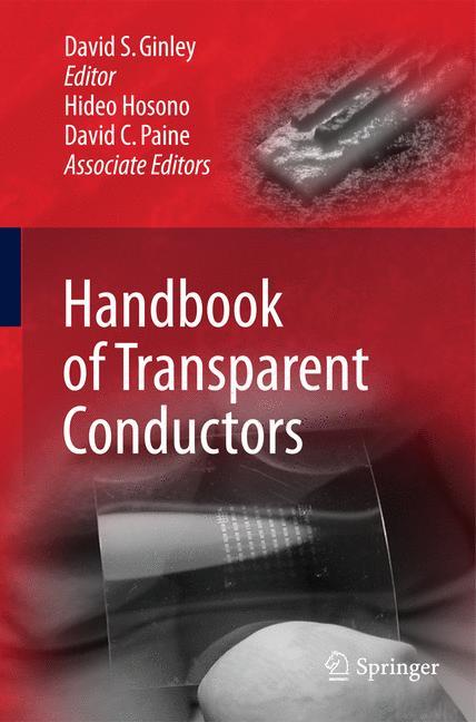 Cover of 'Handbook of Transparent Conductors'