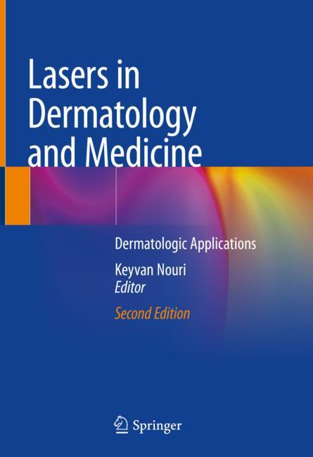 Cover of 'Lasers in Dermatology and Medicine'