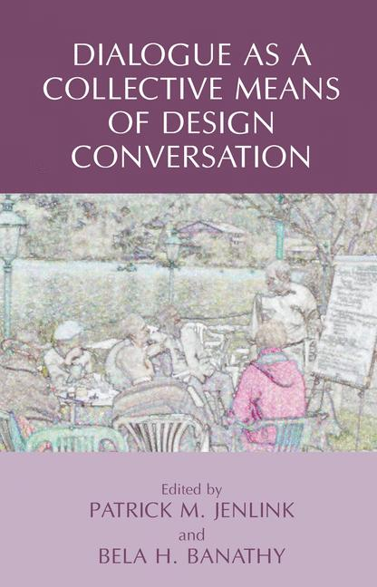Cover of 'Dialogue as a Collective Means of Design Conversation'