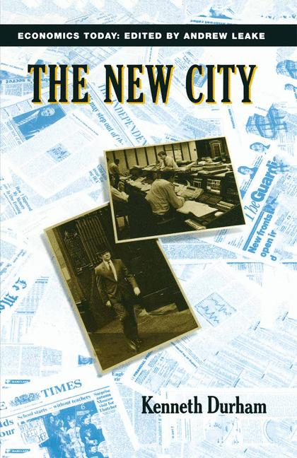 Cover of 'The new city'